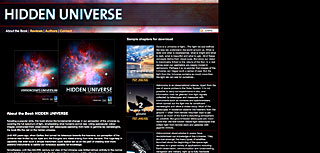 Hidden Universe mini site
