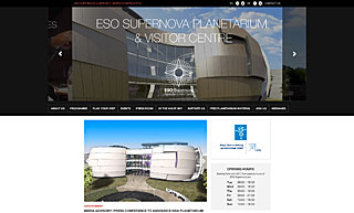 ESO Supernova web site