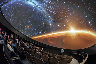 Special Planetarium Show (book entire show at time slot of own choice, within office hours)
